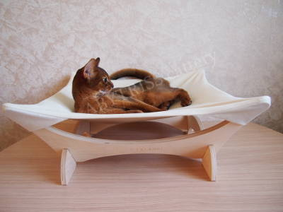 Gallery. A wonderful hammock from TOMEOW.RU and Abys_8
